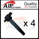 NEW IGNITION COIL ON PLUG PENCIL *1.8L 4cyl **SET OF 4