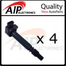 NEW IGNITION COIL PENCIL COP *FITS 2.7L 4cyl **SET OF 4