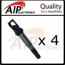 NEW IGNITION COIL ON PLUG PENCIL **FITS BMW **SET OF 4