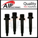 NEW IGNITION COIL PACK (SET of 4) *FITS 1.5L 4cyl 1NZFE