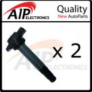 NEW IGNITION COIL ON PLUG PENCIL *1.8L 4cyl **SET OF 2
