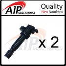 NEW IGNITION COIL ON PLUG **FIT V6 & 4cyl **SET OF 2