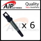 NEW IGNITION COIL ON PLUG PENCIL **FITS BMW **SET OF 6