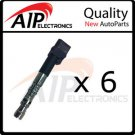 NEW IGNITION COIL ON PLUG PENCIL*FITS 2.8L V6 SET OF 6