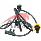 Brand New ABS Wheel Speed Sensor For 2005-2007 Dodge And Chrysler Rear Right Or Left Oem Fit ABS370