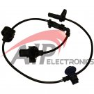 Brand New Front Anti-Lock Brake Sensor Abs Oem Fit ABS90
