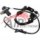 Brand New Rear Left ABS Wheel Speed Sensor Brakes For 1999-2000 Hyundai Elantra Oem Fit ABS567