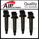 NEW IGNITION COIL PACK PENCIL set of 4* 2.4L 4cyl 2AZFE