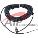 Brand New Anti-Lock Brake Wheel Speed Sensor 1999-2004 DISCOVERY REAR Abs Oem Fit with Long Wire Cut