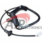 Brand New ABS Wheel Speed Sensor For 2004-2010 Toyota Sienna Rear Left Driver Side Oem Fit ABS817
