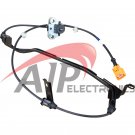 Brand New ABS Wheel Speed Sensor For 1995-1998 Acura Tl Rear Left Driver Side Oem Fit ABS908