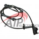 Brand New ABS Wheel Speed Sensor For 2009-2012 Acura Honda Zdx Pilot Rear Left Oem Fit ABS930