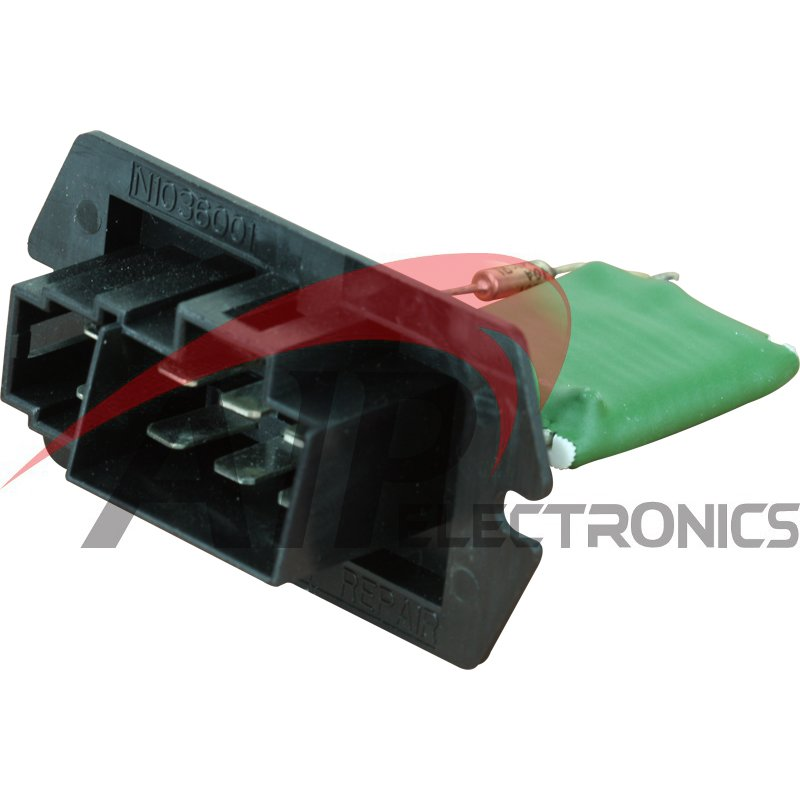 Brand New Blower Motor Resistor Ac Heater Switch Control For 2001-2010 Dodge and Chrysler Rear Oem F