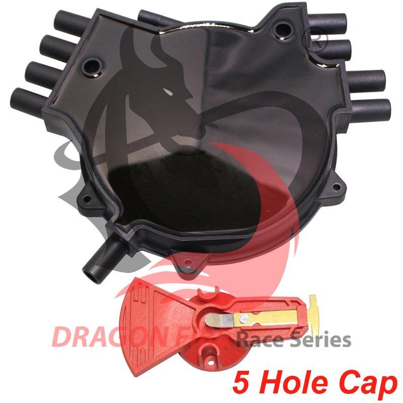 Brand New Dragonfire Optispark 5-Screw Performance Cap and Rotor Kit  CR95LT-DF