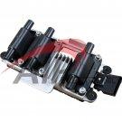 Brand New Ignition Coil Pack AUDI & VW 2.8L V6 Complete Oem Fit C256