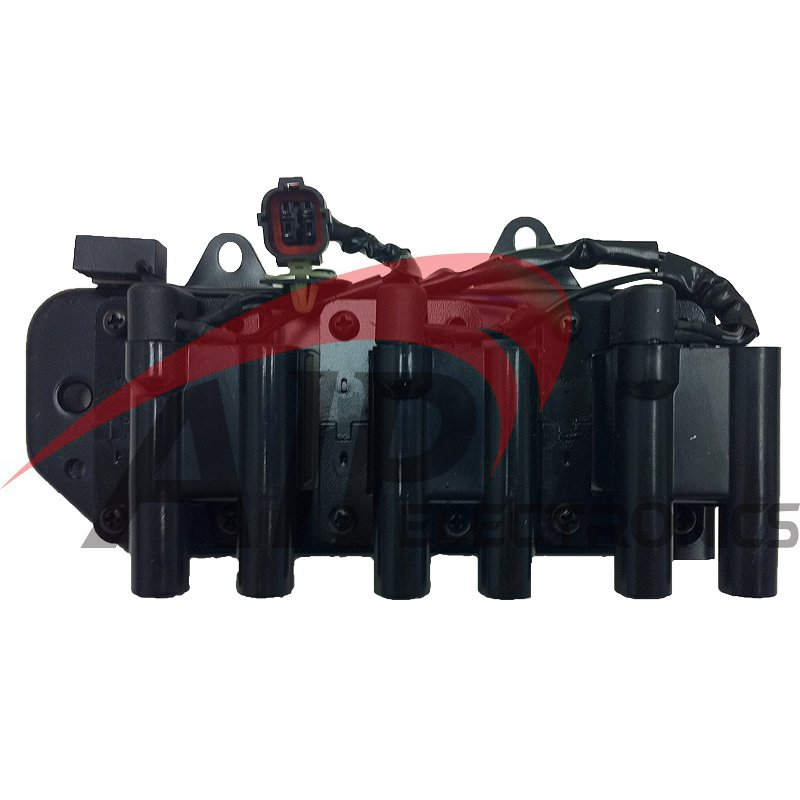 Brand New Ignition Coil Pack HYUNDAI & KIA 2.7L 2.5L V6 Complete Oem Fit C284