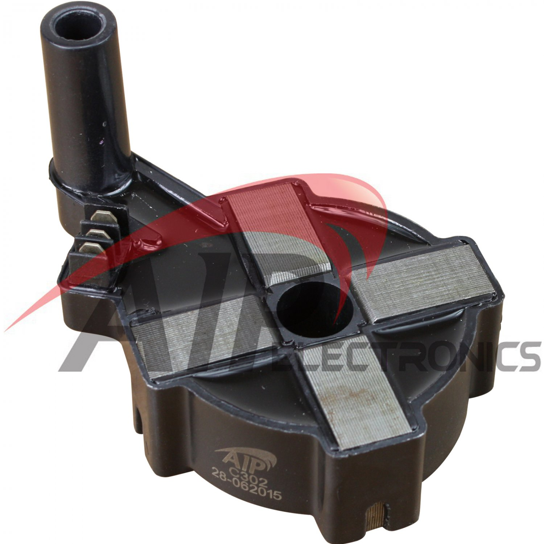 Brand New Ignition Coil Pack 2.5L V6 & 2.4L 4CYL Complete Oem Fit C302