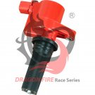 Brand New Set of 6 Dragon Fire High Performance Ignition Coils For 2000-2005 Lincoln LS and Jaguar S