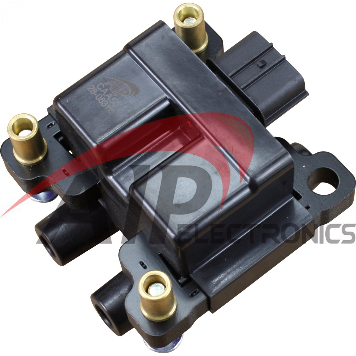 Brand New Ignition Coil Pack SUBARU 2.5L 4cyl H4 SOHC Complete Oem Fit CAA50