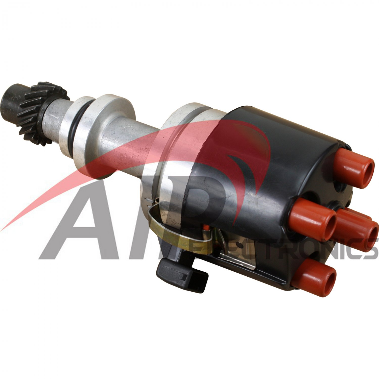 Brand New Ignition Distributor Volkswagen AUDI 1.8L 4CYL 0237-520-024 Complete Oem Fit D5244