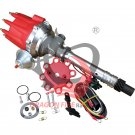 Brand New Electronic Pro Billet Ignition Distributor W/ TACH DRIVE for 1962-1974 Corvette Complete O
