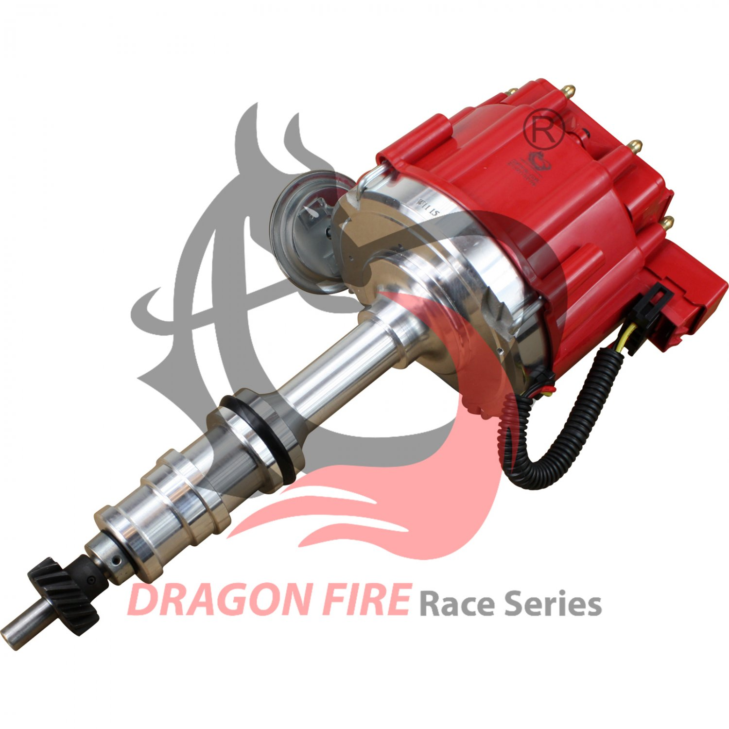 Brand New Dragonfire HEI FORD FE 332-428 V8 & Shelby Cobra Mustang Ignition Distributor Complete DFF