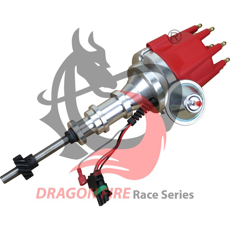 Brand New Dragonfire Electronic Distibutor for 1995-1964 Ford Y Block 239 272 292 312 Engines Oem Fi