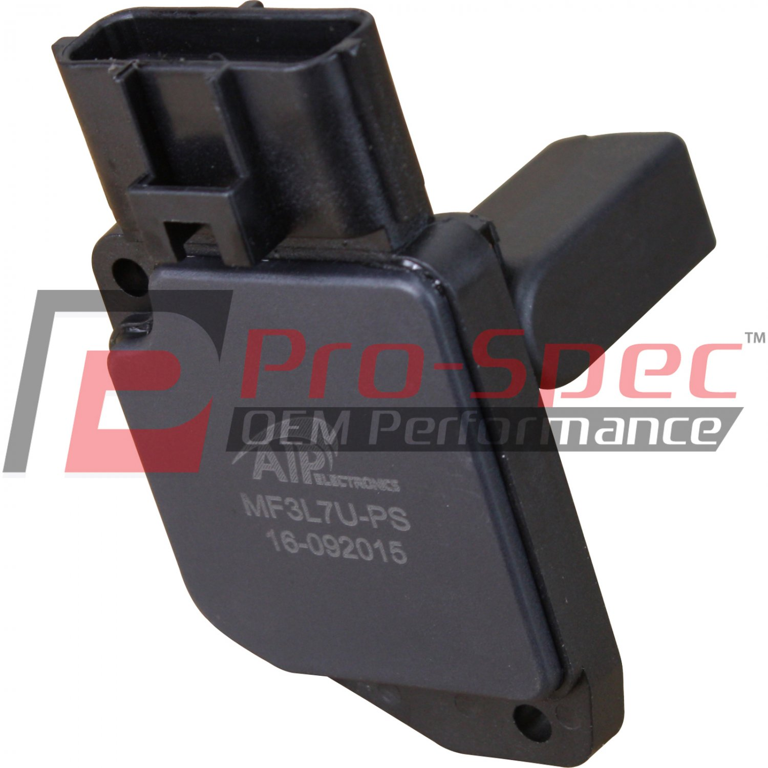Brand Mass Air Flow Sensor with Housing for 2003-2004 Ford Expedition & Lincoln Navigator Oem Fit MF
