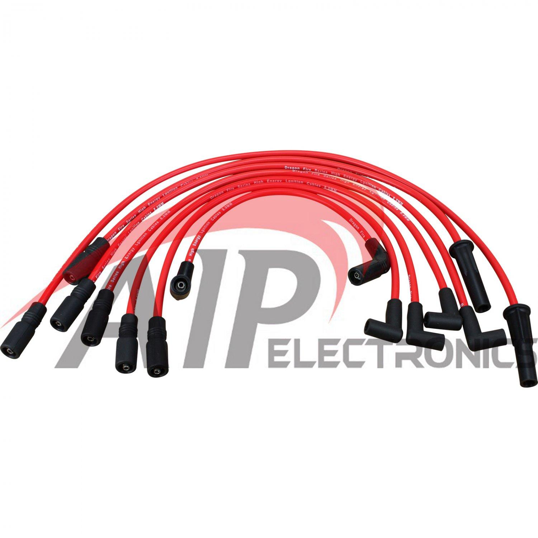 Brand Dragon Fire Performance Spark Plug Wire Set For 1997-2007 GM GMC V6 Oem Fit PWJ101