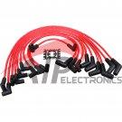 Brand New Performance Spark Plug Wire Set For 1964-1995 Ford 8mm 5.0L 5.8L SBF 302 302W Oem Fit PWJ1