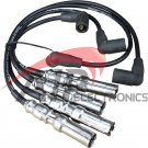 Brand New Performance Spark Plug Wire Set For 2001-2010 Volkswagen Beetle Jetta and Golf 2.0L Oem Fi