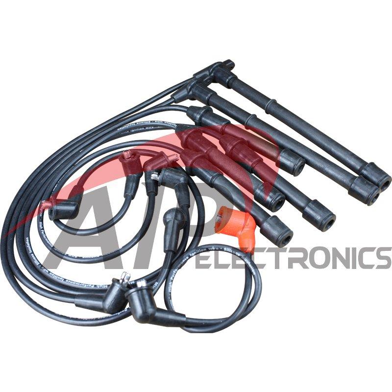 Brand New Dragong Fire Performance Spark Plug Wire Set For 2000-2003 Nissan Xterra 3.3L Oem Fit PWJ1