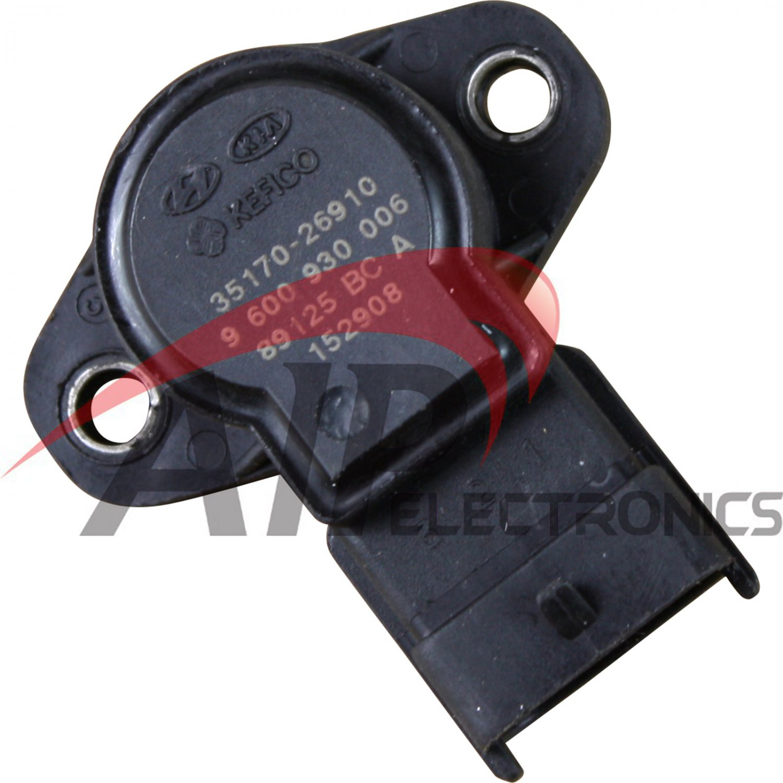 Throttle Position Sensor Hyundai Accent: Brand New Throttle Position Sensor For 2007-2011 Hyundai