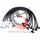 Performance CERAMIC HEI Spark Plug Wires for all Chevy SBC BBC 350 383 400 454