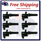 NEW IGNITION COIL COILS PENCIL COP **FOR ALL 3.0L V6