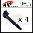 NEW IGNITION COIL PENCIL COP **FOR 2.7L 4cyl **SET OF 4