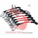 DRAGON FIRE PERFORMANCE SPARK PLUG WIRE SET **FOR 2000-2009 CHEVY GMC V8 10.0MM