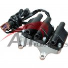 NEW COMPLETE IGNITION COIL PACK **FOR 1992 – 1998 AUDI 100 90 A4 A6 2.8L V6