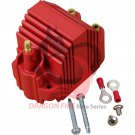 NEW DRAGON FIRE 12 VOLT UNIVERSAL HEI PRO BILLET READY TO RUN DISTRIBUTOR COIL