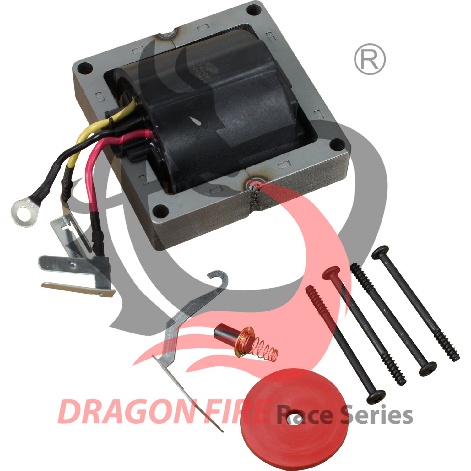 New High Performance Dragon Fire HEI Replacement Coil for ALL HEI Distributors