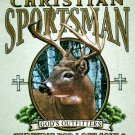 Authentic Christian Sportsmen Hunting Tee Size M