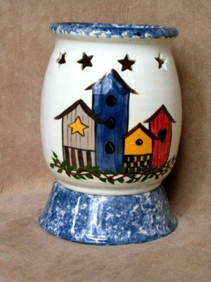 Electric Ceramic Tartburner 4House