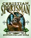 Extra Large Authentic Christian Sportsmen Hunting Tee Size