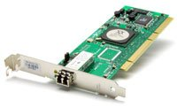 QLOGIC - 2GB SINGLE CHANNEL 64BIT 133MHZ PCI-X FIBRE CHANNEL HOST BUS ADAPTER (QLA2340).