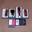 Wholesale Lot (10) TOMMY HILFIGER Key Rings Fobs w/Box & Dust Bag $300 Retail