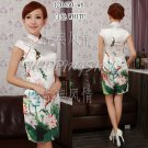 Chinese clothing qipao Hand-painted wedding dress gown 120450 china size 30-38