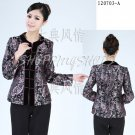 chinese jacketing jacket blouse clothing top tang suit 120703 multi-color 30-40