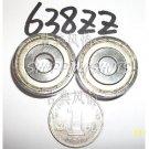 100 pcs 638-2Z ZZ Deep Groove Ball Bearing Quality 8x28x9 ABEC 18*28*9 638Z 638ZZ  free shipping