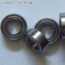 10pc 63800 63800Z Miniature Bearings ball Mini bearing 10X19X7 mm 10*19*7 63800zz  free shipping