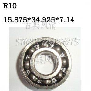 """10pcs R10 open 5/8""""x 1 3/8"""" X 0.281 inch Bearing Miniature Ball Radial Bearings free shipping"""